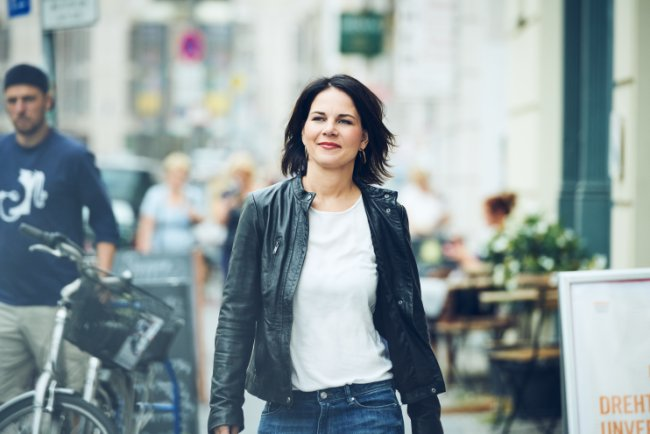 Annalena Baerbock ist grüne Kanzlerkandidatin