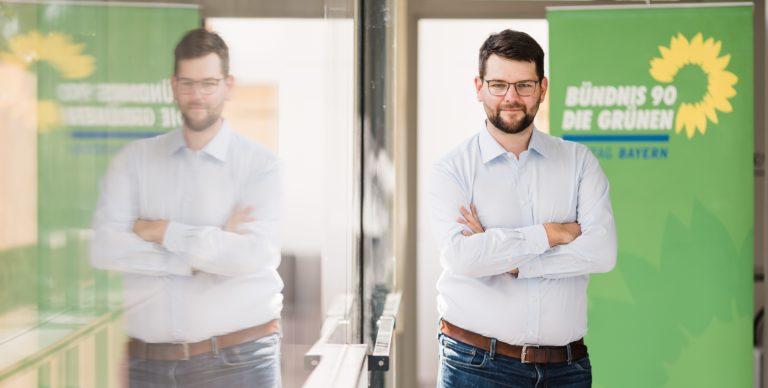 Bürger:innen-Sprechstunde mit Johannes Becher