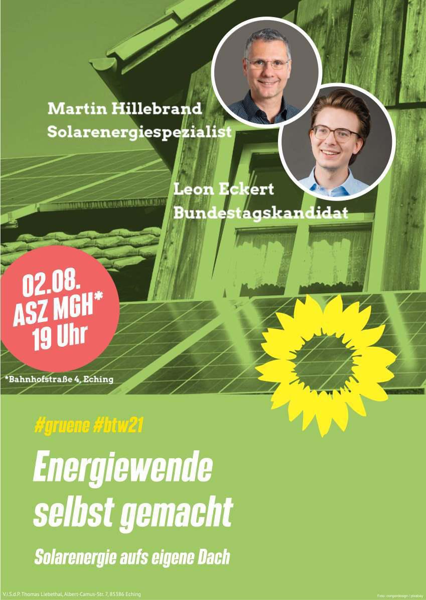 Energiewende selbstgemacht