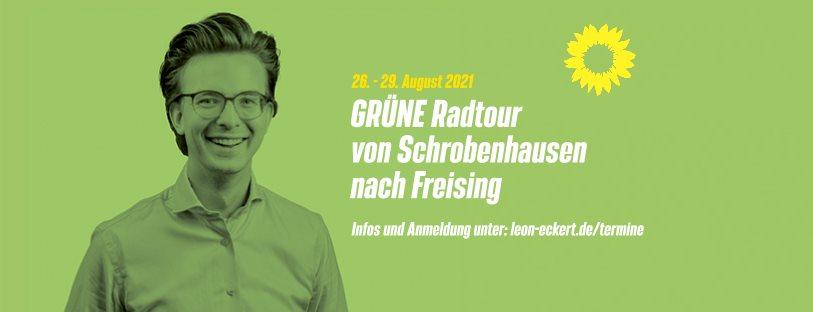 Grünen-Bundestagskandidat in Allershausen