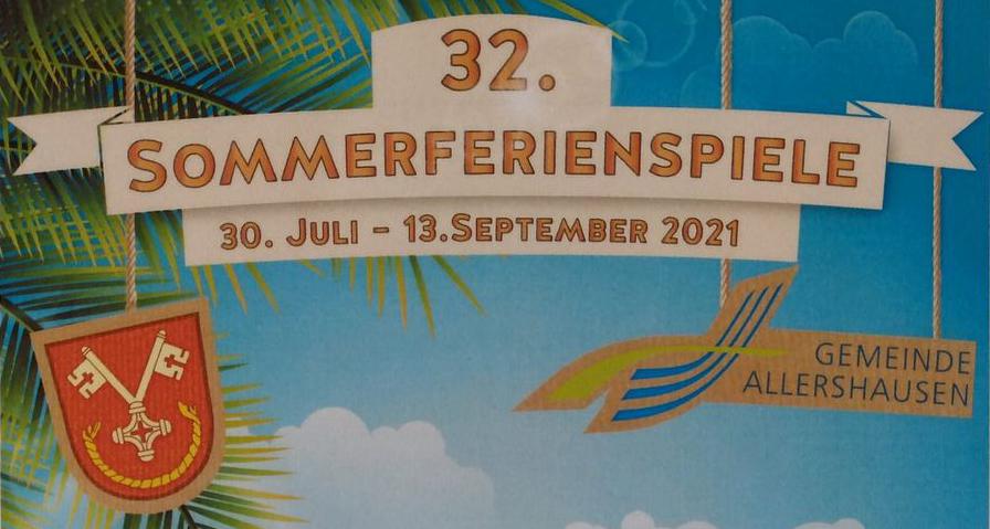 Sommerferienspiele JUT Allershausen