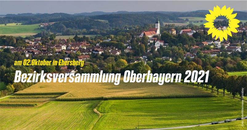 Bezirksversammlung Oberbayern 2021